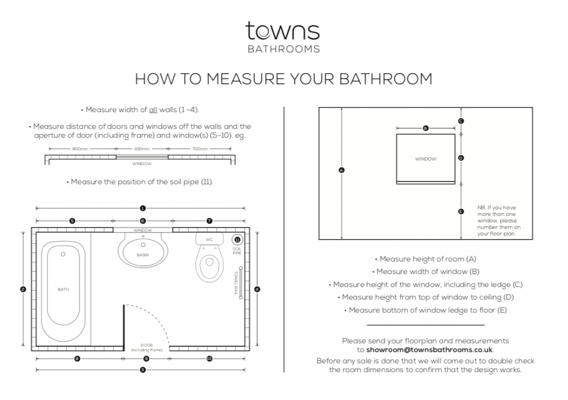 Home Measuring Guide